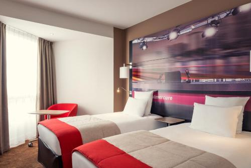 Mercure Paris Boulogne photo 41