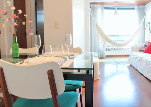 . OBA 10 - Confortável Apartamento - Vila Madalena