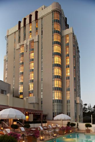 Sunset Tower Hotel - West Hollywood, CA 90069