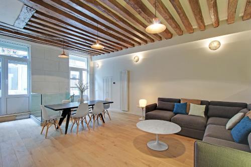 Pick a Flat - Le Marais / Vieille du Temple apartements photo 10