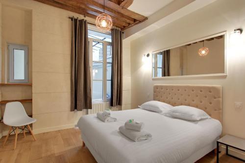 Pick a Flat - Le Marais / Vieille du Temple apartements photo 16
