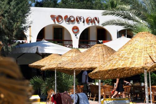 Bitez Toloman Hotel & Apartments tatil