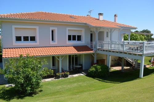 Villa argi eder chambre d 39 h tes villa argi eder 58 - Saint jean de luz chambre d hote ...