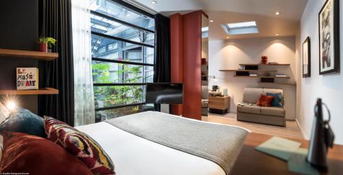 Fred'Hotel - Hôtel - Paris