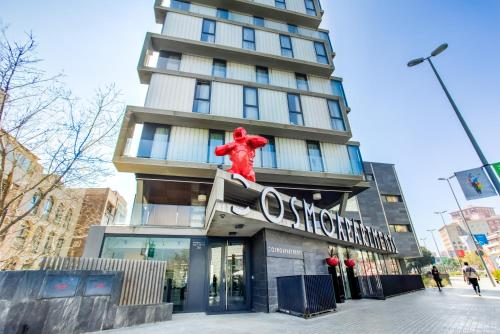 Cosmo Apartments Sants photo 80