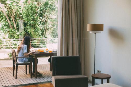Habitación Doble - 1 o 2 camas - Uso individual Fuente Aceña Hotel Boutique 6