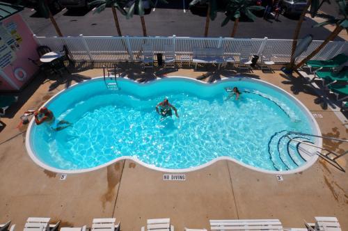 Sea-N-Sun Resort Motel - Wildwood, NJ 08260