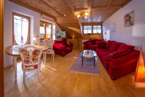Ferienwohnung Erd - Apartment - Wertach
