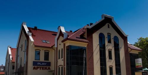 . Apartamenty Galeria Jordanowska