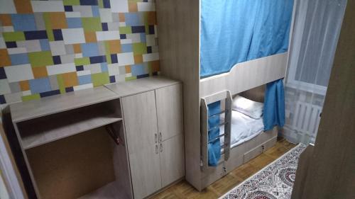 Hostel Eleon Кровать в общем номере для женщин с 4 кроватями