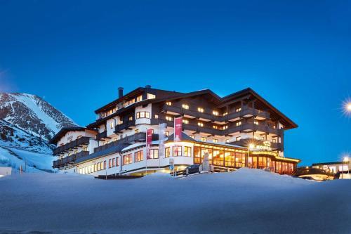 Hotel Konradin Kühtai