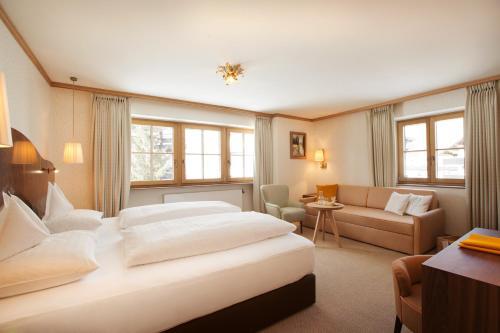 Hotel Sonnenburg - Lech