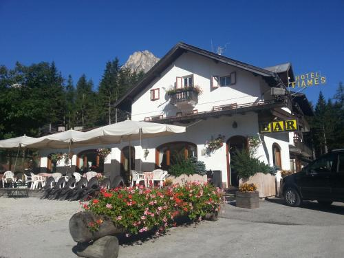 Hotel Fiames Cortina d'Ampezzo