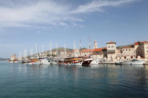 Hotel-overnachting met je hond in Apartment Marina - Trogir