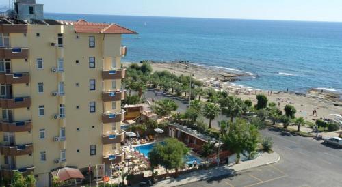 Alanya Semt Luna Beach Hotel indirim