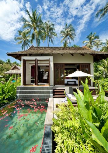 Villa med egen pool (Villa with Private Pool)