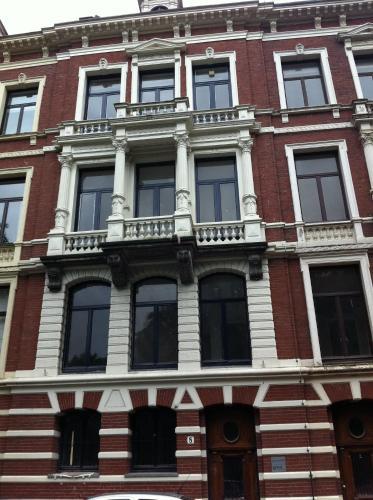 Hotel Vossius Vondelpark photo 22