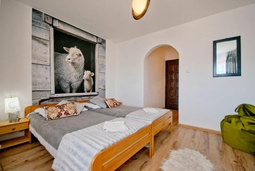 Hotel-overnachting met je hond in Ośrodek Wypoczynkowy Trzy Korony - Frydman