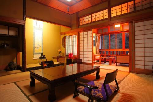 大橋旅館 Ryokan Ohashi