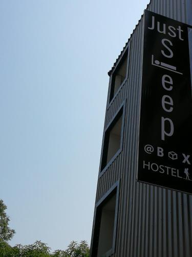 Just Sleep @Box Hostel Just Sleep @Box Hostel