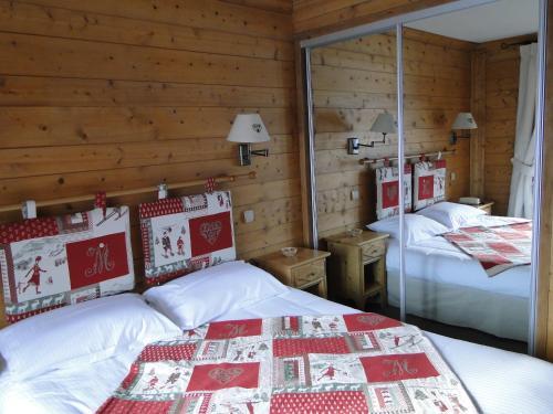 Le Caprice Des Neiges - Hotel - Crest Voland Cohennoz