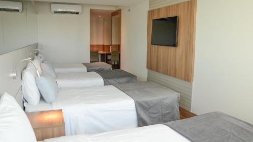 Hotel Atlantico Travel Copacabana