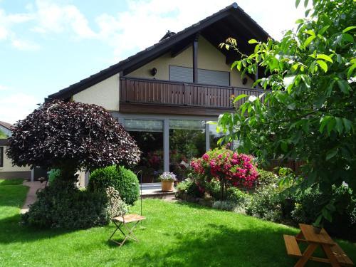 Ferienwohnung Klaus - Apartment - Ebermannstadt