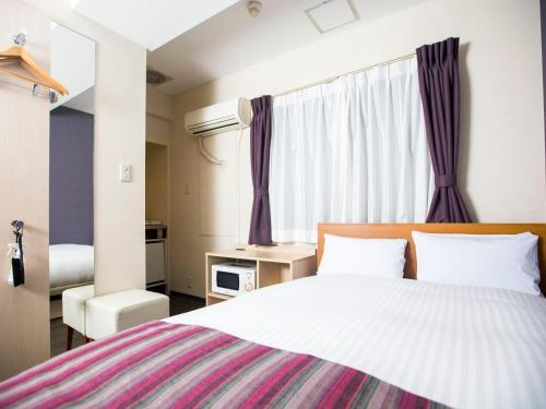 Double Room with Small Double Bed - Non-Smoking - Long Stay