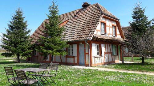 Accommodation in Ungersheim