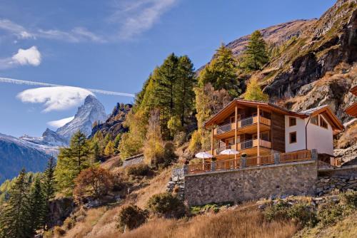 Luxury Chalets & Apartments by Mountain Exposure Zermatt