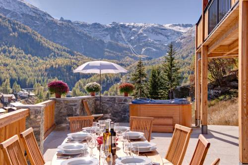 Mountain Exposure Luxury Chalets & Apartments Zermatt