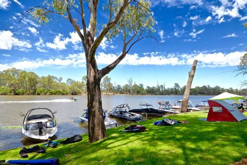 Rivergardens Holiday Park Mildura