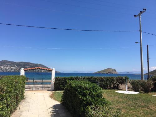 . Aparment 10m away from the sea - Porto Rafti