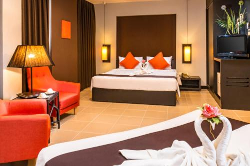 Penawaran Spesial - Kamar Deluxe Double (Special Offer - Deluxe Double Room)