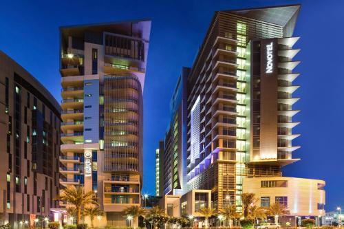 Novotel Abu Dhabi Al Bustan impression
