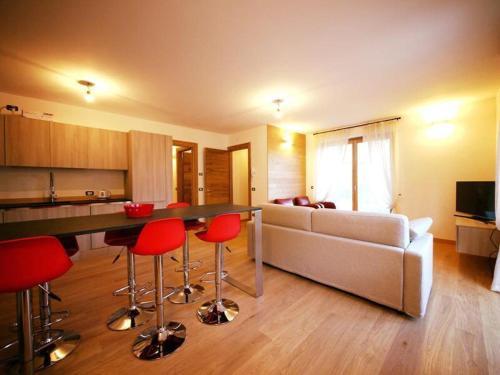 Sunny Arabba Apartment Arabba