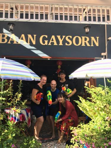 Baan Gaysorn Hostel photo 66