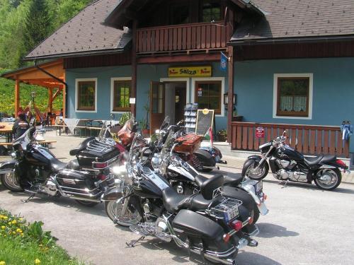 Camping und Chalet Saggraben - Hotel - Palfau