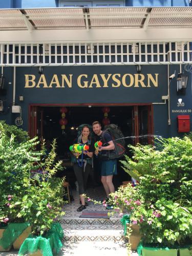 Baan Gaysorn Hostel photo 67