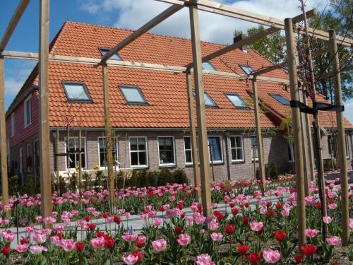 B&B De Strandhoeve, Pension in Blokzijl bei Kalenberg