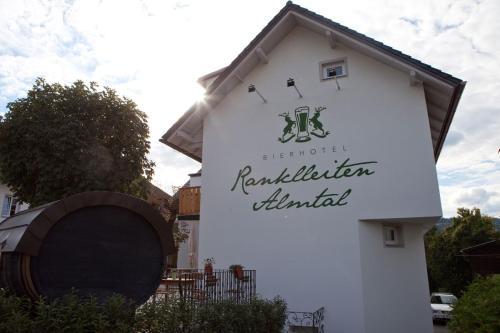 . Bierhotel Ranklleiten Almtal