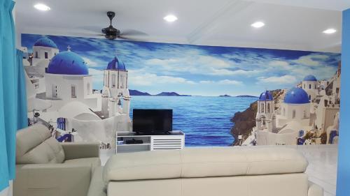 Santorini Homestay Melaka 1, Nearby Jonker Street, Kota Melaka