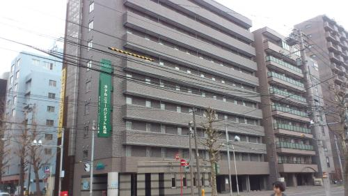 新札幌經濟型酒店 Hotel New Budget Sapporo