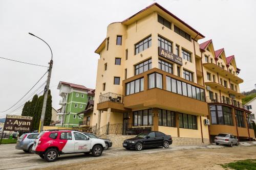 Pensiunea Ayan - Hotel - Piatra Neamţ