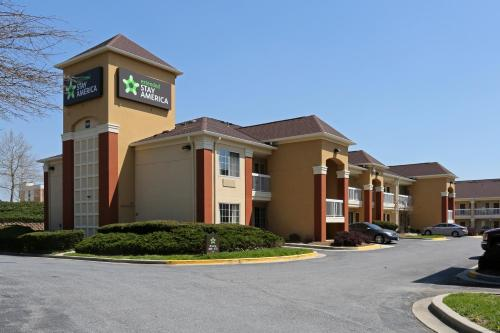 . Extended Stay America Suites - Baltimore - BWI Airport - International Dr