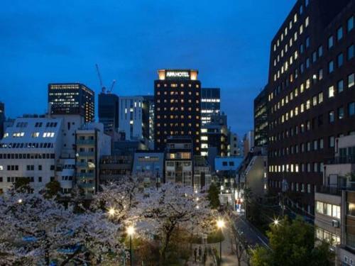 新橋 ホテル 人気