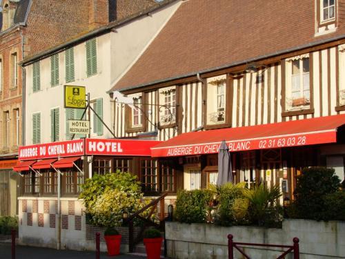. Auberge Du Cheval Blanc