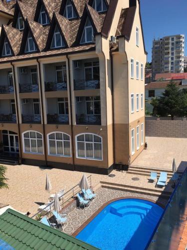 . Rusalina Hotel