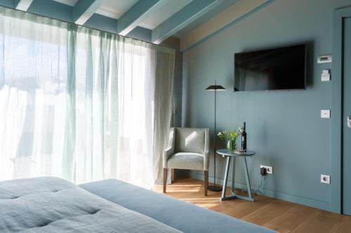 Habitación Doble Superior con terraza Casa Ládico - Hotel Boutique 39