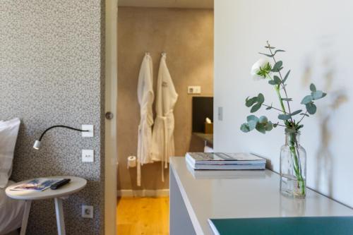 Habitación Doble Superior con terraza Casa Ládico - Hotel Boutique 37